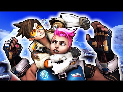 Overwatch: Getting Physical