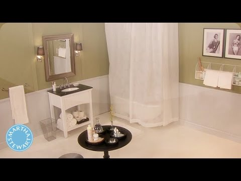 Efficient Bathroom Remodeling Martha Stewart Youtube