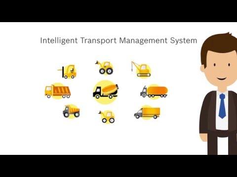 Intelligent Transport Management System (iTraMS)
