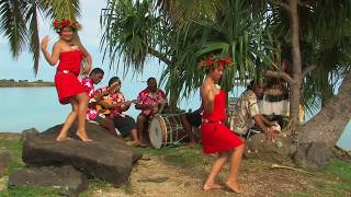 Aitutaki Dance & Drumming/ Cook Islands