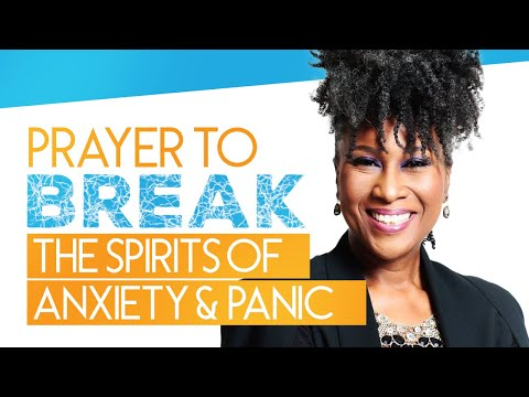 Breaking The Spirit of #panic attacks & Fear - Prophetic Deliverance Prayer