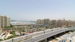 1 bedroom Fairmont south residence in palm jumeirah  Burj al Arab view for sale