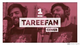 ONE MIN COVER | Tareefa | Veere Di Wedding | Cover by Yashraj Mukhate