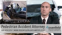 Chicago Pedestrian Accident Attorney | Get Help Now!!
