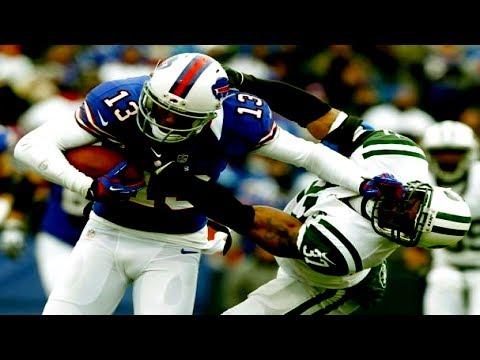 Stevie Johnson 2012 Highlights (Buffalo Bills) ᴴᴰ