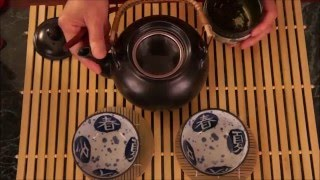 Demonstrating Teaware and How to Brew Tea