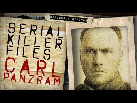 CARL PANZRAM | Serial Killer Files #36