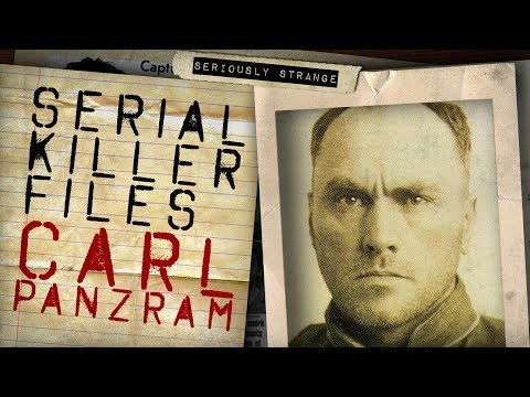 CARL PANZRAM | Serial Killer Files #36
