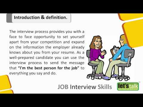 definition face to face interview