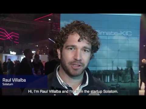 #CKICSLUSH Raul Villalba, Solatom