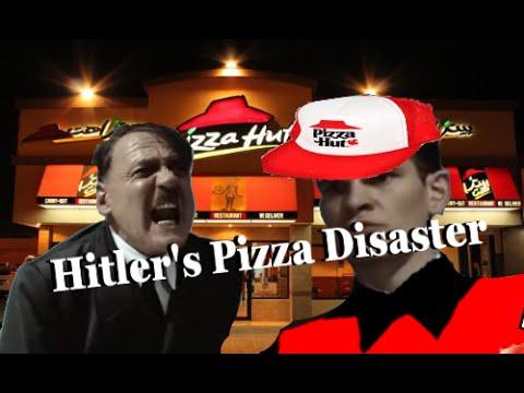 Hitler's Pizza Disaster
