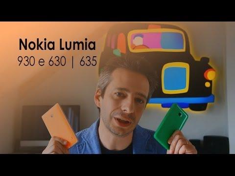 Nokia Lumia 930 e 630 | 635 la preview di HDblog