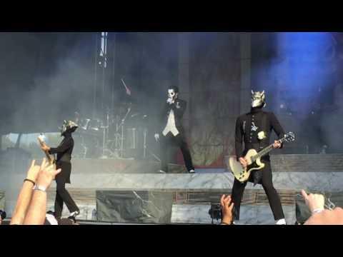 Ghost - Square Hammer (10-23-16) - Aftershock Festival