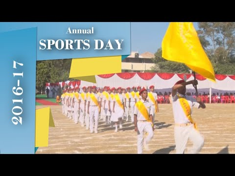St. Raphael School Bhopal | Annual Sports Day 2016-17