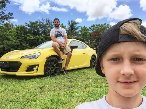 Subaru BRZ 2017 A Bordo En Vivo feat. Luca Gabaldoni
