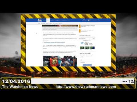 The Watchman News 12/04/2016 DAPL Easement HAS BEEN DENIED PIPELINE WILL STOP #NoDAPL