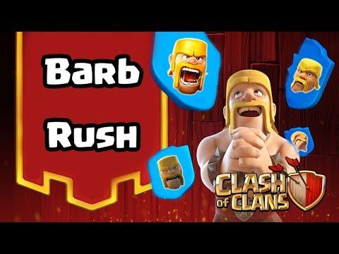 Barb Rush im Nachtmodus? | Taktik Highlight