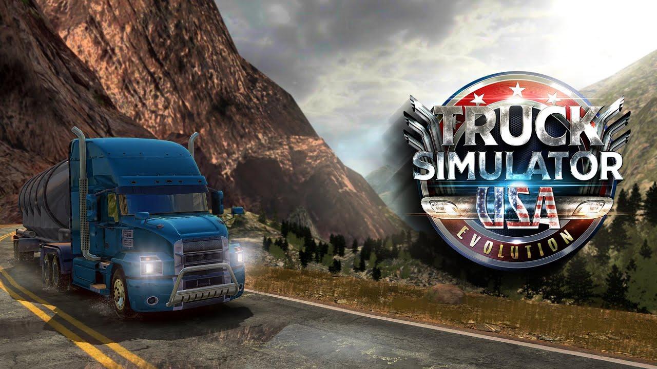 Truck Simulator USA - Evolution - Trailer (iOS & Android)