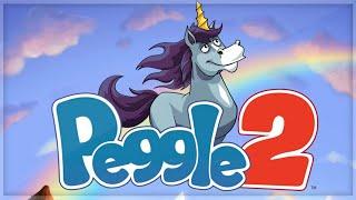 HARD PEGGING SESSION | Peggle 2