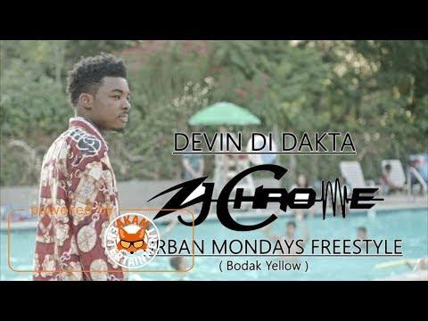 Devin Di Dakta - Urban Mondays (Bodak Yellow Freestyle) September 2017