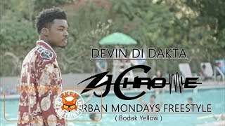 Devin Di Dakta - Urban Mondays (Bodak Yellow Freestyle) September 2017