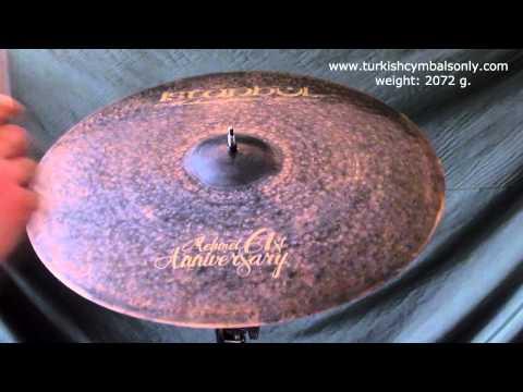 "Istanbul Mehmet 61st Anniversary Vintage Ride 21""  weight: 2072 g."