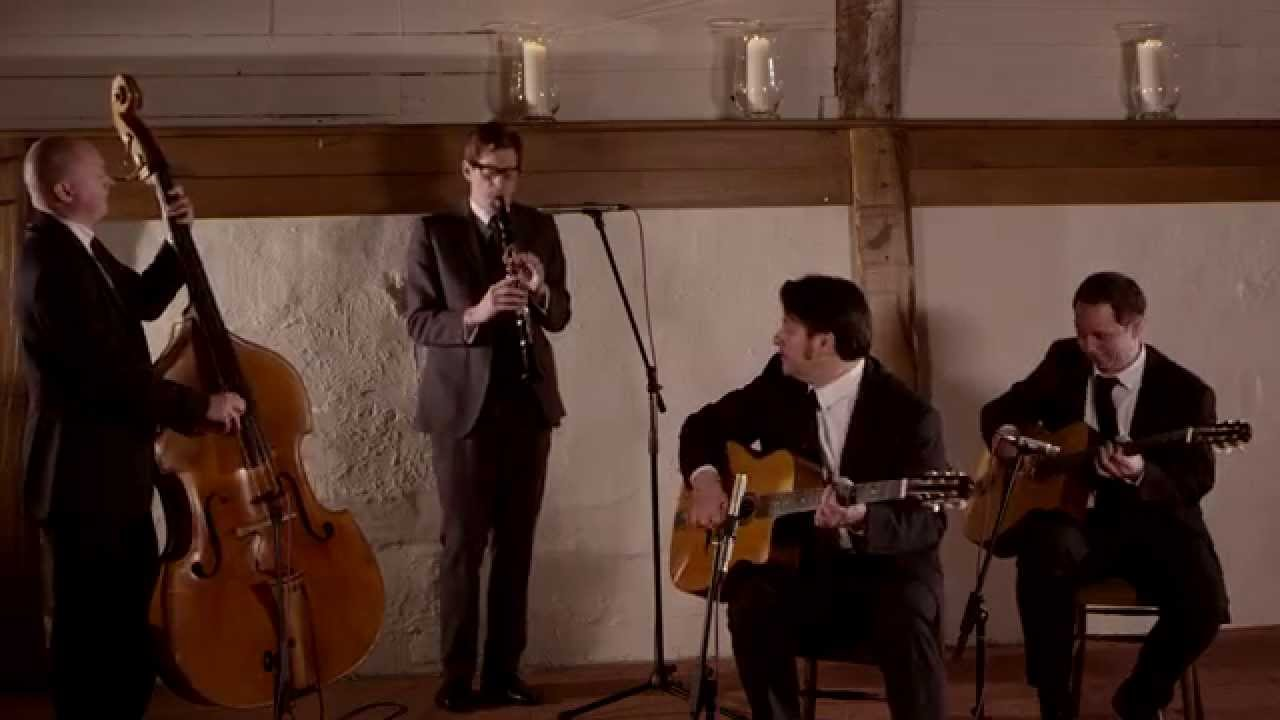 West Sussex Gypsy Swing Band Hire | Best Acoustic Swing Jazz Band For Any Private Or Public Event