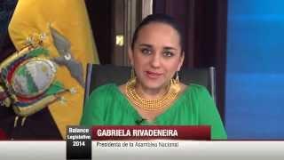 Balance Legislativo 2014 - Parte 2