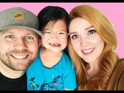DOWN SYNDROME Q & A | Raising Rosie | China Adoption