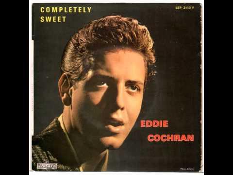Eddie Cochran meets Gene Vincent