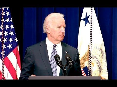 Vice President Biden Speaks on Preventing Campus Sexual Assault