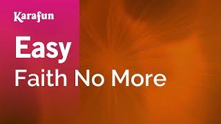 Karaoke Easy - Faith No More *