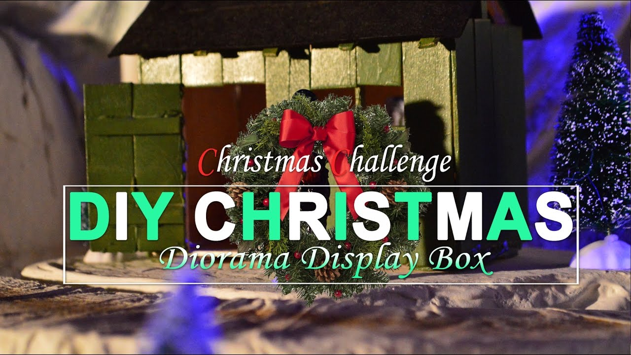 DIY Christmas Episode 11 - Baking Clay Miniatures Tutorial