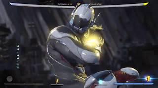 Advanced Flash Tech! Injustice 2