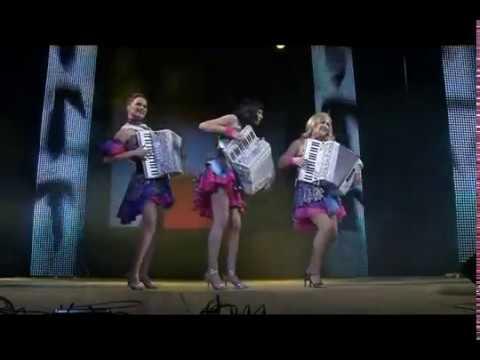 Маруся Marusya Brides group sexy girls play instrumental music группа Невесты