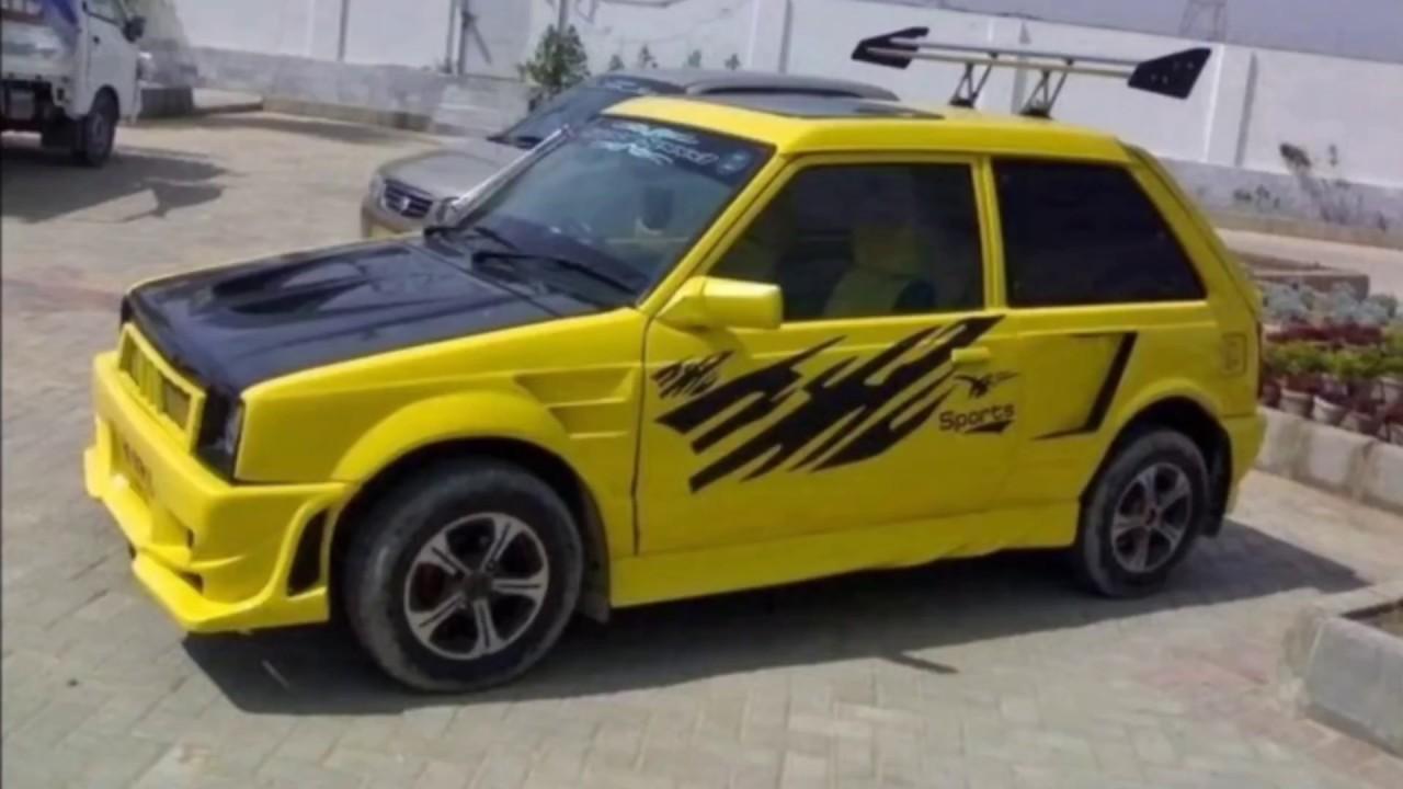 Zen Car Modified Image >> Top 10 Best Modified Maruti 800 In HD - YouTube
