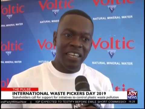 International Waste Pickers Day 2019 - The Pulse on JoyNews (1-3-19)