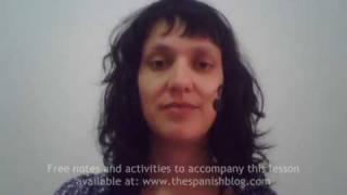 Intermediate Spanish Lesson 48 Wriтing A Letter (Part 1)