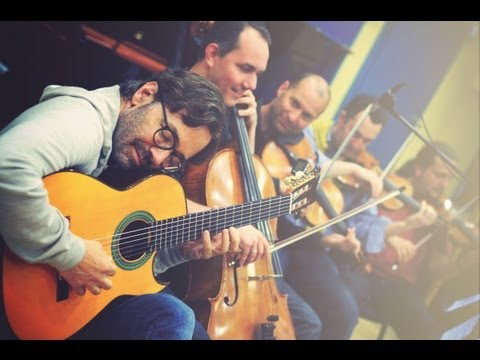 "Al Di Meola ""Beatles and More"" Rehearsals 2013"