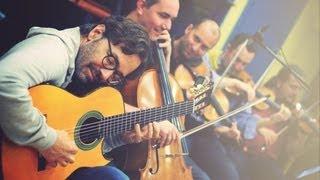 "Al Di Meola ""Beatles And More"" Rehearsals 2013"