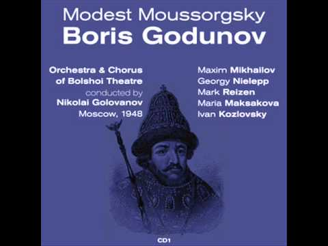Boris Godunov: Prologue, Scène 1