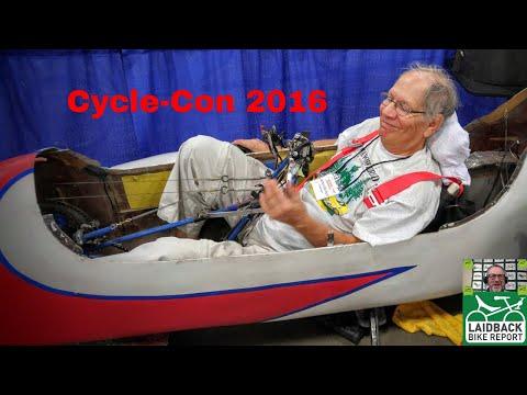 Recumbent Cycle-Con 2016-Laidback Bike Report