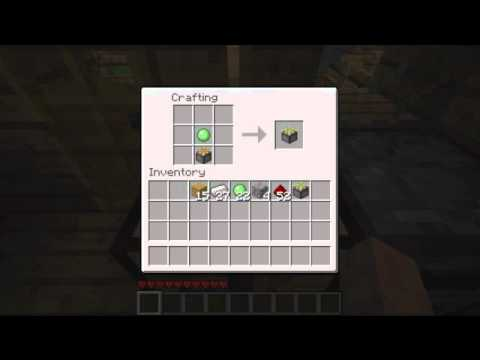Minecraft: How to craft Piston, Sticky Piston and Shears ...