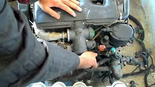 Probleme ralenti a froid Peugeot Partner 306 berlingo diesel - مشكل تشغيل السيارة فى الصباح