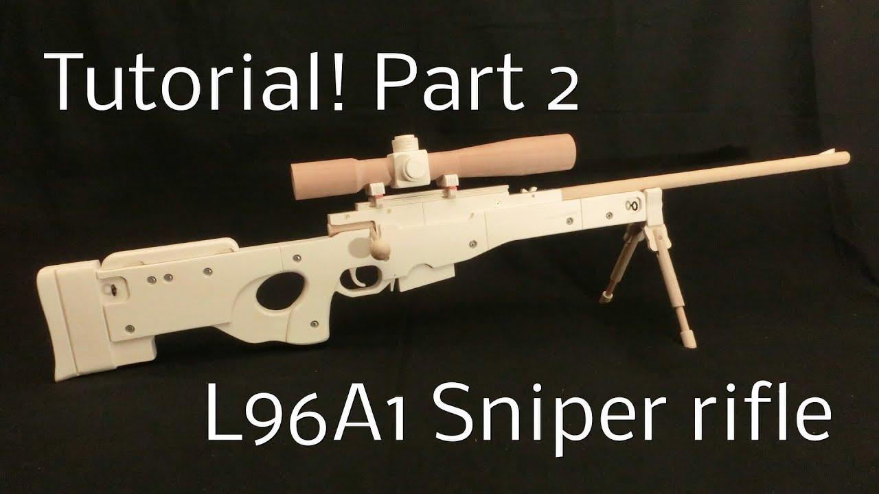 Rubber Band Gun Part 26