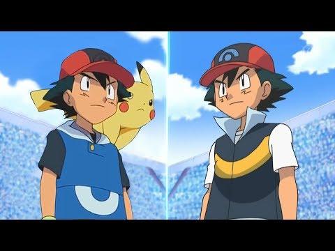 Pokémon Battle USUM: Hoenn Ash Vs Sinnoh Ash (Ash Vs Ash!)