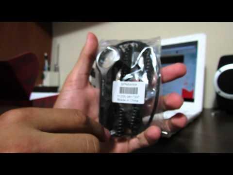 Unboxing Motorola MileStone 3 [HD][PT-BR] - iCoizas