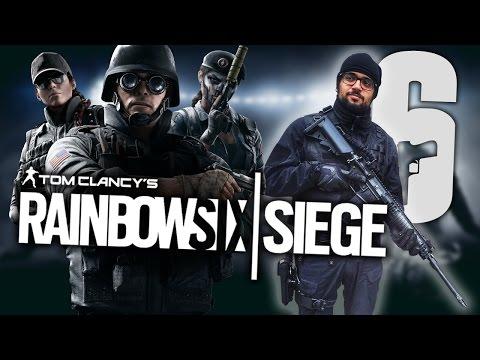 VOGLIO DIVENTARE UN PRO su Rainbow Six Siege