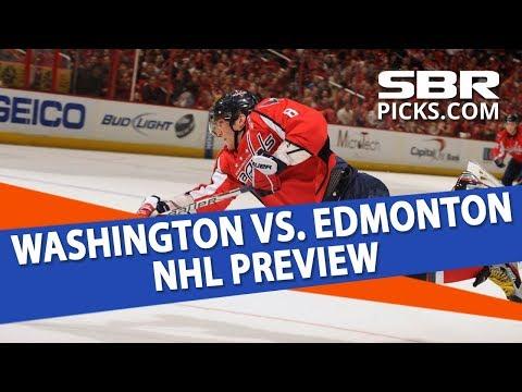 Free NHL Picks | Washington Capitals vs Edmonton Oilers Preview