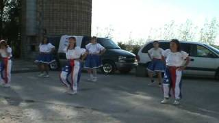 Waterloo Country Cloggers - Oct. 2003 - Christian